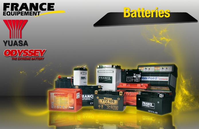 batteries motos france equipement accessoires pour scooter et motos marseille kooky. Black Bedroom Furniture Sets. Home Design Ideas